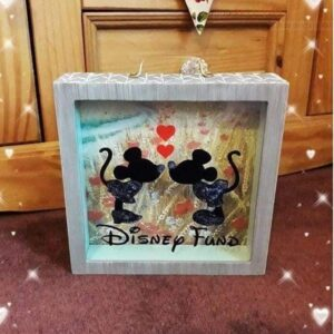 Disneyland Money Box