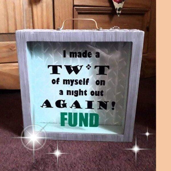 Bespoke Funny Money Box