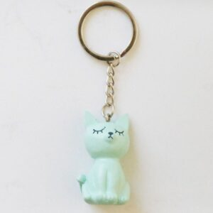 Cute Cat keyring
