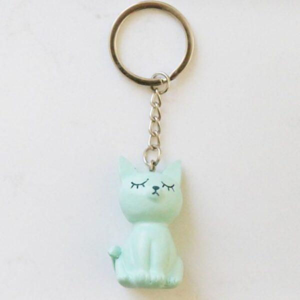 Cute Cat keyring