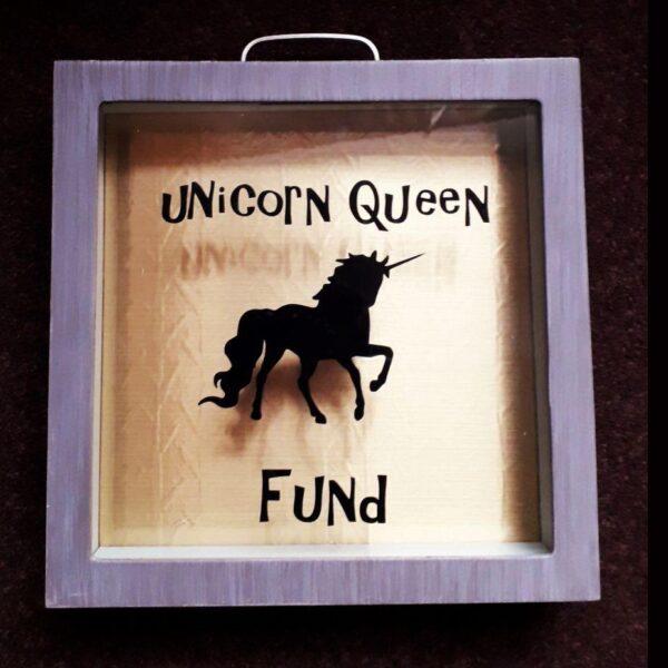 Bespoke Fund Money Boxes