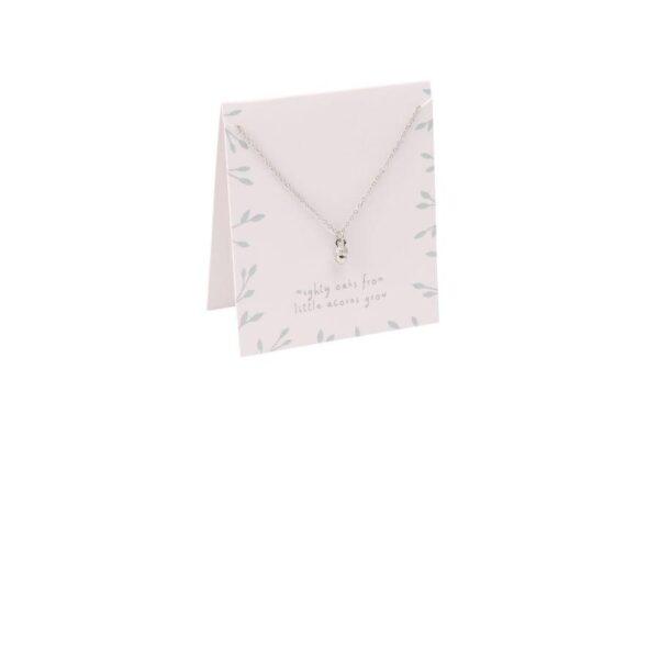 Sent & Meant Acorn Necklace