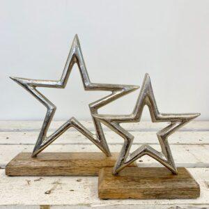Aluminium Star