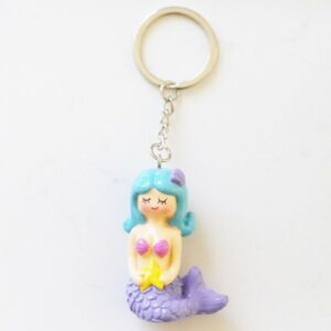 Mermaid Magical Keyring