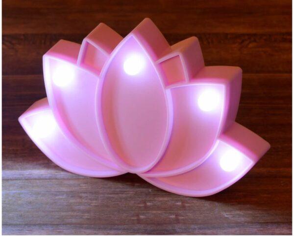 Lotus Marquee Light