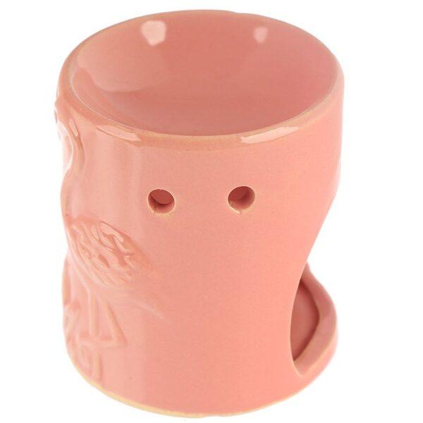 Pink Flamingo oil burner
