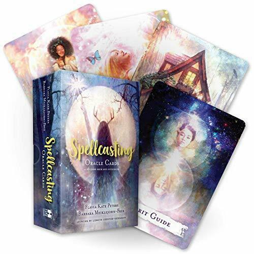 Spellcasting cards