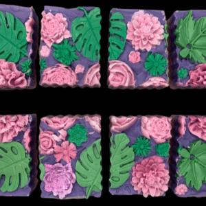Rose & Lavender Cold Process Soap
